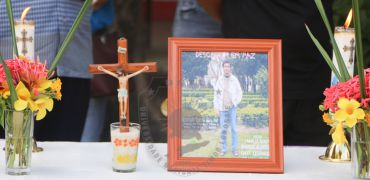 UNTL-FEAH NIA SÍVITAS AKADÉMIKA HATO'O ADEUS HO MATAN-BEEN BA PROFESÓR CRISTOVÃO