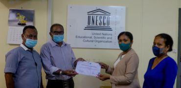 UNTL-FCS NIA DCS SIMU TAN EKIPAMENTU HUSI UNESCO